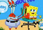 Spongebob Ear Doctor