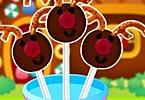 Choco Reindeer Pops