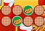 Fast Food Memory Game