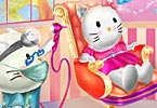 Hello Kitty Ear Doctor