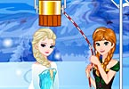 Elsas Ice Bucket Challenge