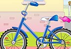 لعبة اصلاح دراجات الاطفال