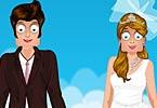 Zoe Wedding Slacking