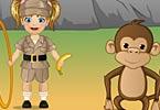 لعبة ايما فى حديقة الحيوان