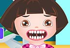 Girl Dental Surgery