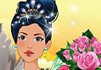 لعبة فساتين زفاف الأميرة