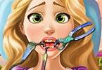 Rapunzel At The Dentist