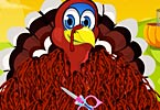 Turkey Shave Time
