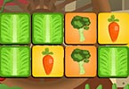 Vegetable Memory Game
