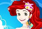 Ariel Facial Makeover