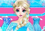 Frozen Elsa Shopping