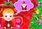 Baby Hazel Christmas Dream