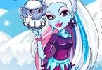 Abbeys Snow Monster