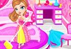 Princess Castle Clean Up