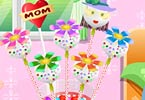 Mothers Day Cake Pops