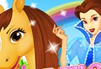 Belle Horse Caring