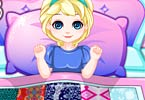 Baby Elsas Patchwork Blanket