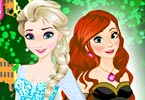 Cool Frozen Sisters