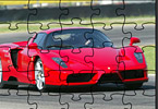 Ferrari Enzo Racing Jigsaw Puzzle