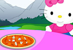 Hello Kitty Cooking Touchdown Pi
