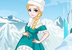 Frozen Elsa Mom to Be