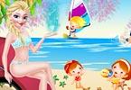 Elsa Summer Holiday