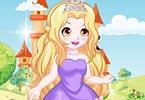 Princess dress up salon
