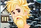Kristoff Icy Beard Makeover