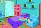 لعبة الهروب من غرفة النوم