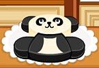 Cooking Panda Cake