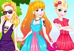 Princess Team Blonde