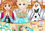 Frozen Gingerbread