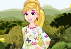 Princess Rapunzel Summer Vacation