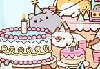 Pusheen Birthday Party
