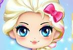 Chibi Elsa Modern Makeover