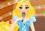 Rapunzel Piano Concert Debut