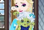 Elsa Zombie Baby