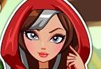 Cerise Hood Enchanted Picnic