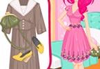 DIY Grandma Dress Refashion