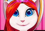 Talking Angela Makeover and Dressup