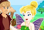 Tinkerbell Dating Spa Makeover