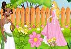 Princess Garden Cleaning