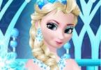 Elsa Proposal Makeover