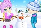 Snowman Adventure