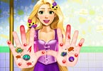Rapunzel Hand Treatment