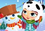Fun in the Snow Dress Up