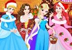 Disney Princess Christmas Eve