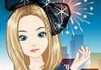 New Years Girl