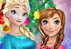Frozen Sisters Handmade Presents