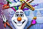 Olaf Real Twigs